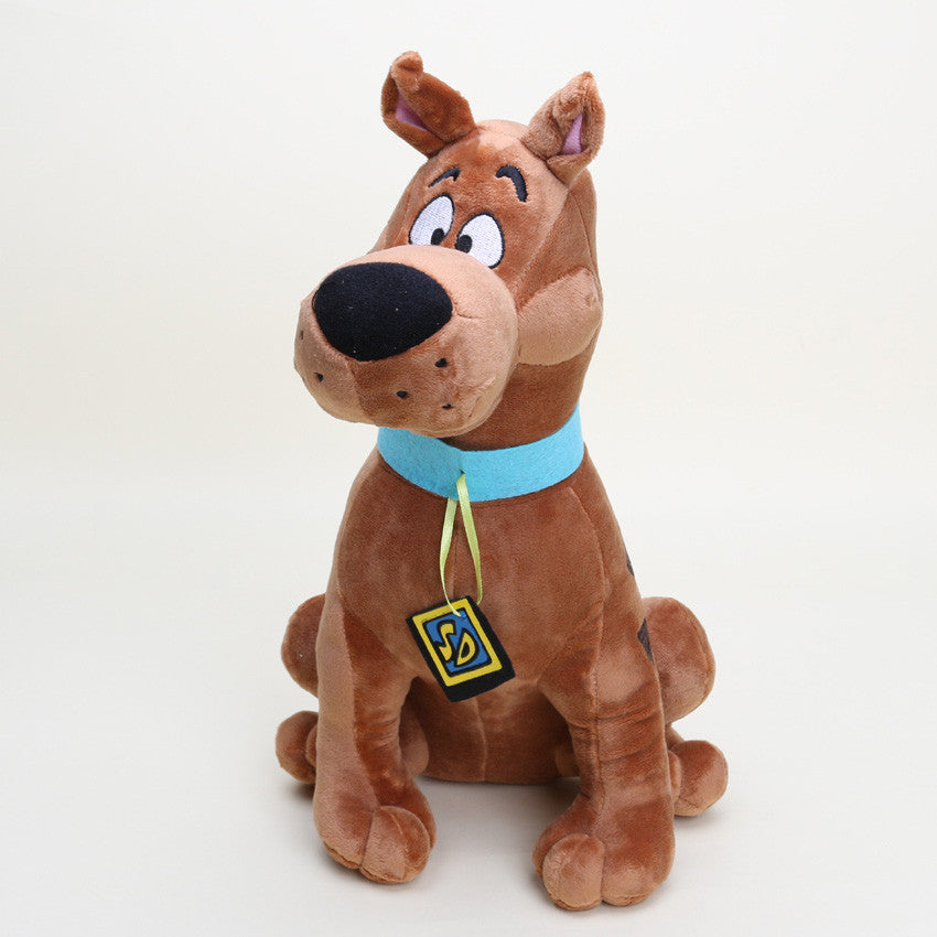 13'' Soft Plush Cute Scooby Doo Dog Dolls Stuffed Toy New Christmas