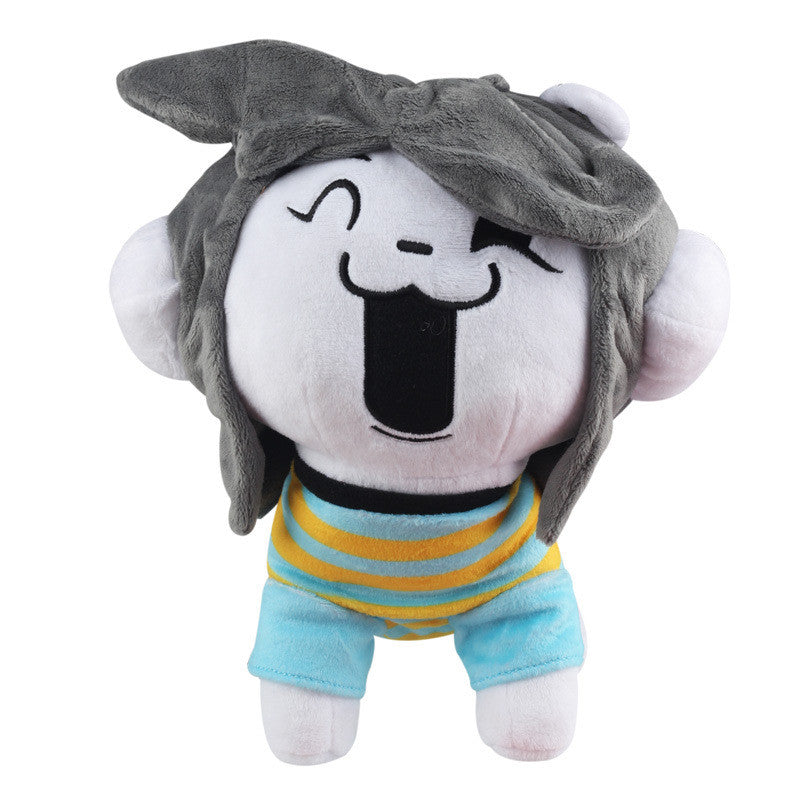1pcs 26cm Undertale Temmie Plush Toys Doll Kawaii Undertale Dog Temmie