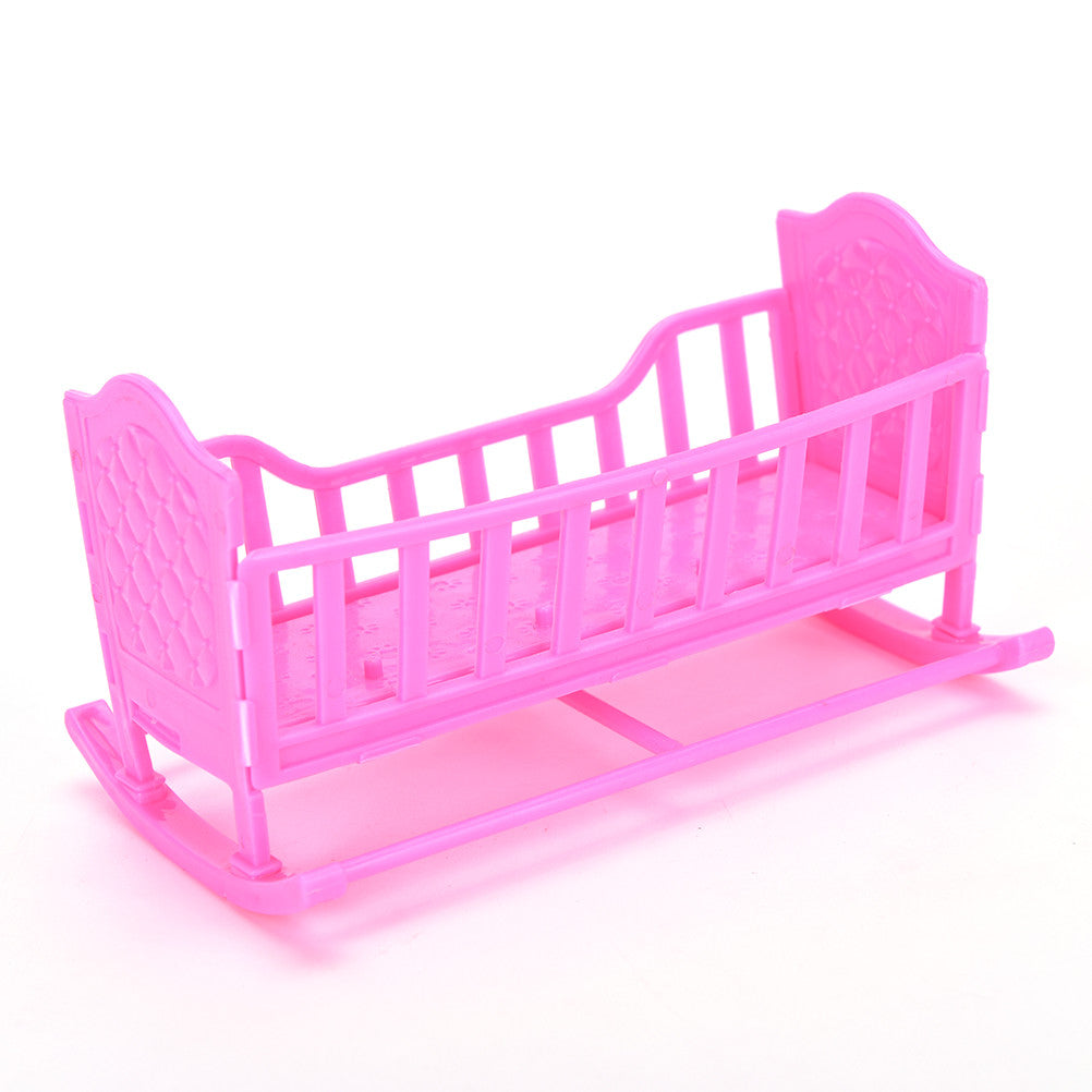 1PC Pink Mini Dolls House Toy Darling Doll Furniture for American Girl