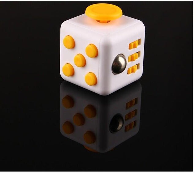 11styles Fidget Cube Toys for Girl Boys Puzzles & Magic Cubes Anti