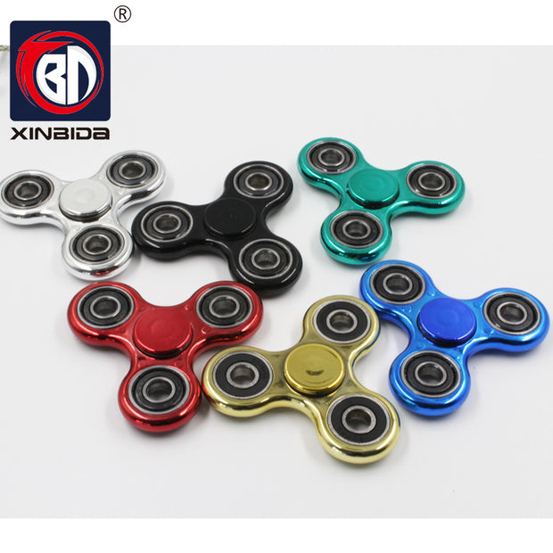 BD,Fingertip Gyro Decompression,Fidget spinner,Hand Spinner fake