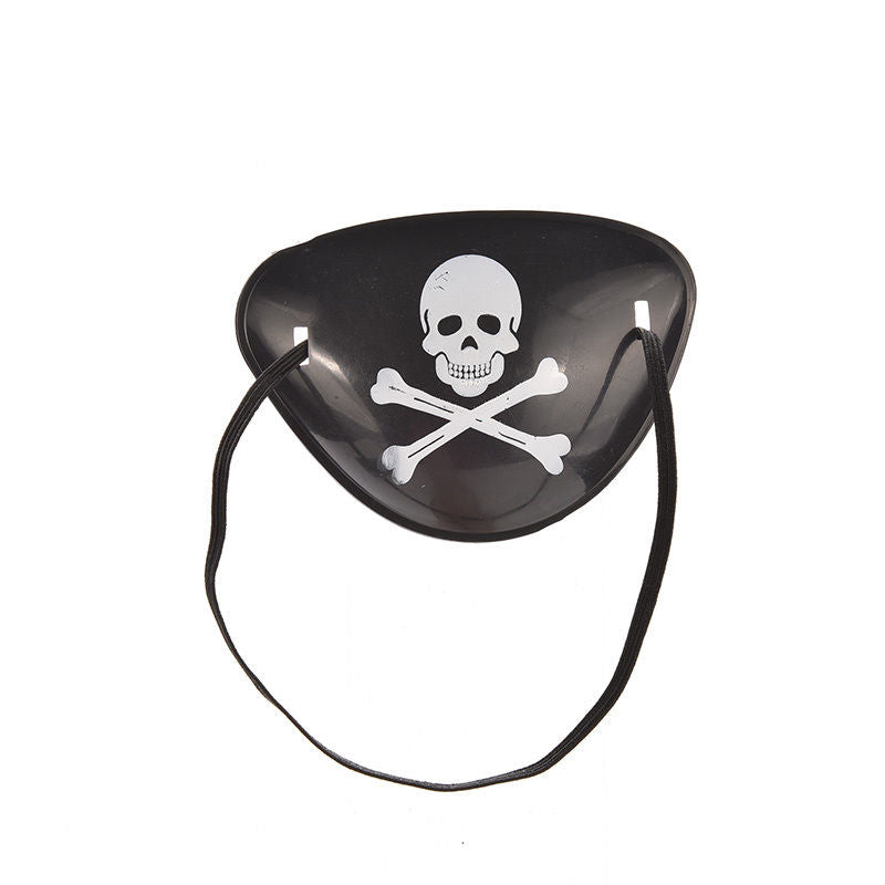 1PCS Pirate Eye Patch Eye Mask Eyeshade Cover Plain For Adult Lazy Eye