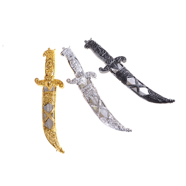 1Pc 22*6 cm plastic swords 7-B party supplies halloween toy sword