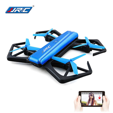 JJRC H43WH Mini Foldable RC Selfie Drone With WiFi FPV 720P HD Camera Foldable Drones Mini Rc Remote Control Toys Drone VS H37