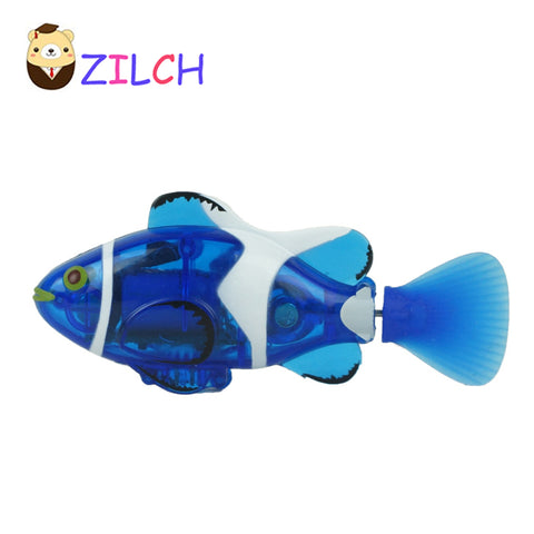 2017 Waterproof Novelty infrared remote control fish charging