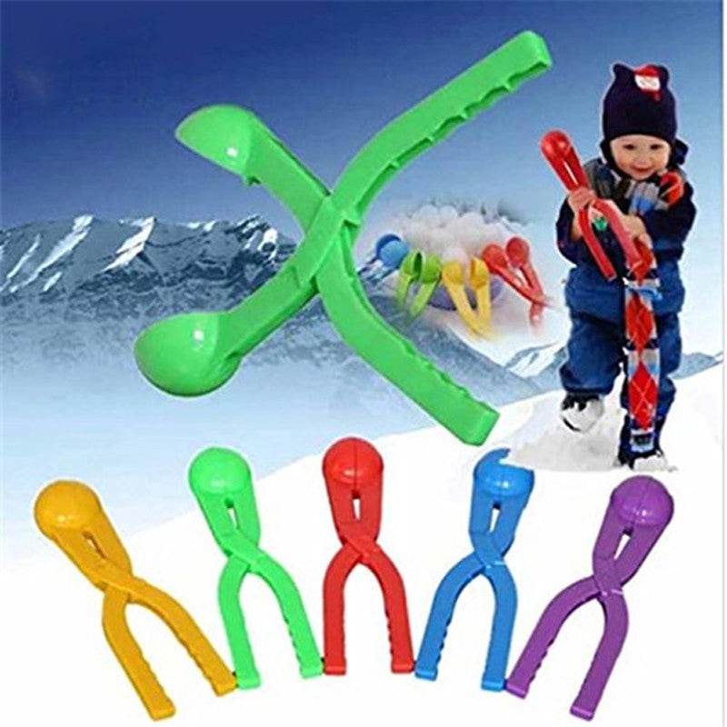 1pc/lot Winter Snow Ball Maker Sand Mold Tool Kids Toy Lightweight