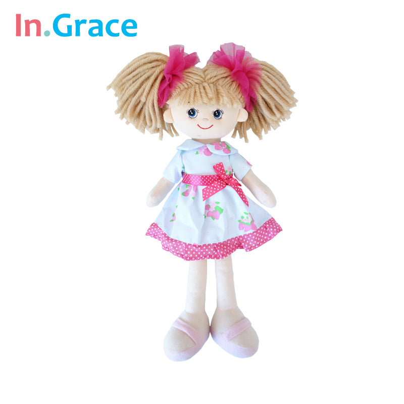 In.Grace brand cute lifelike girls dolls birthday gift fashion girls