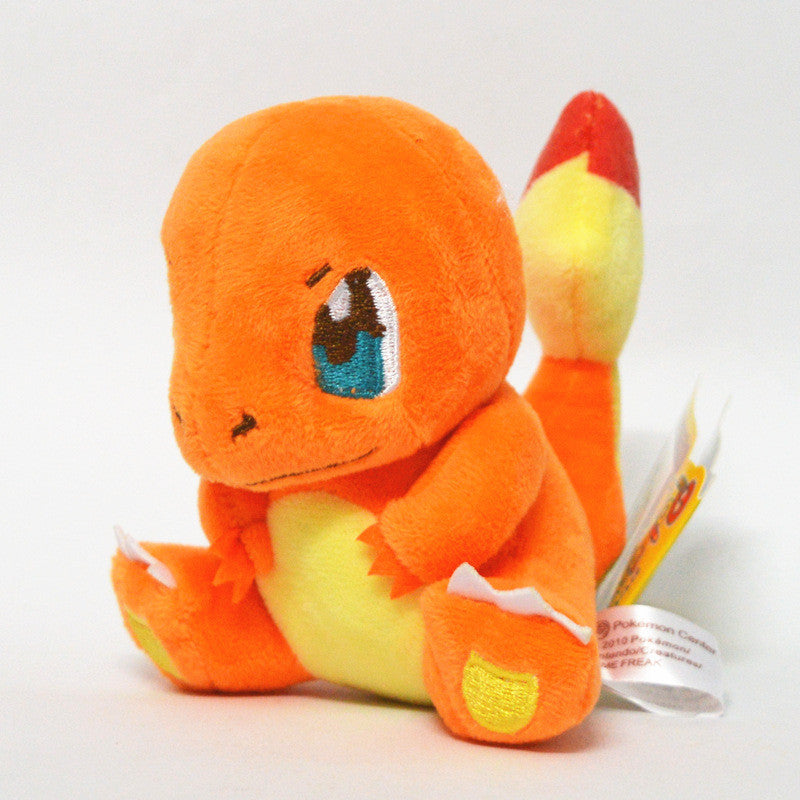 12CM Charmander Plush Toys Stuffed Animals Dolls For Boys And Girls