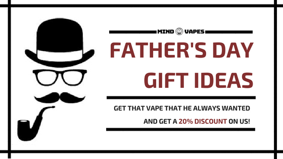 Father's Day Gift Ideas : Get a 20% Discount On Us!