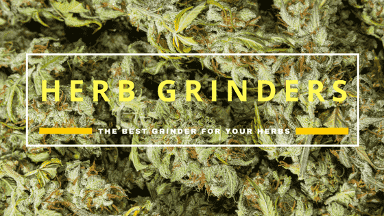 HERB GRINDERS - The Best Grinders For Your Herbs