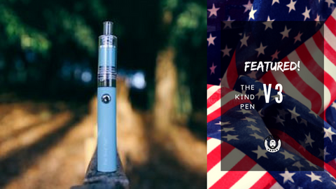 the kind pen v3 vaporizer