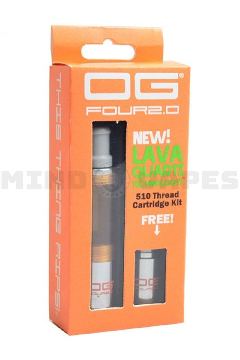 #ThisThingRips - OG Four 2.0 Lava-Quartz Replacement Cartridge Kit