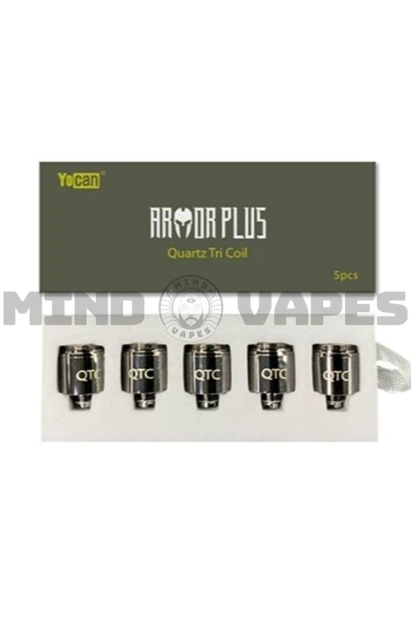 Yocan - Armor Plus Quartz Coils (5 Pack)