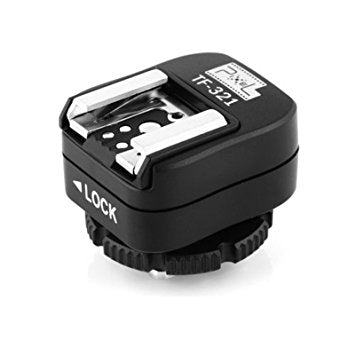 Pixel e-TTL Flash Hot Shoe Adapter