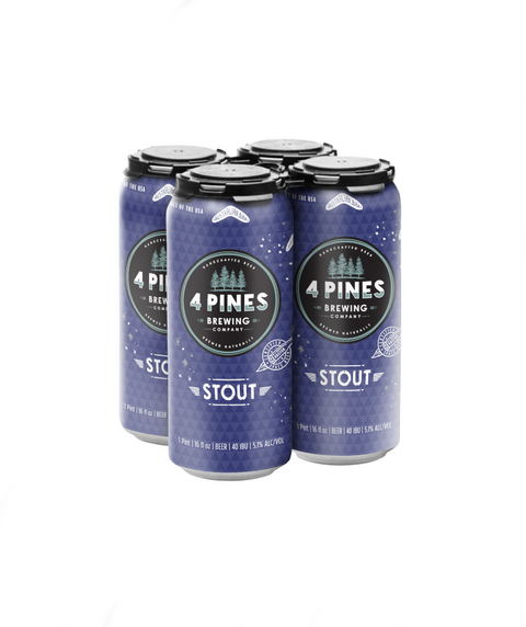 4 Pines Brewing - Stout