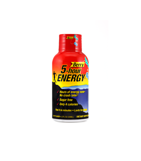 5 Hour Energy - Pink Dot