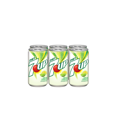 Diet 7-Up - Pink Dot