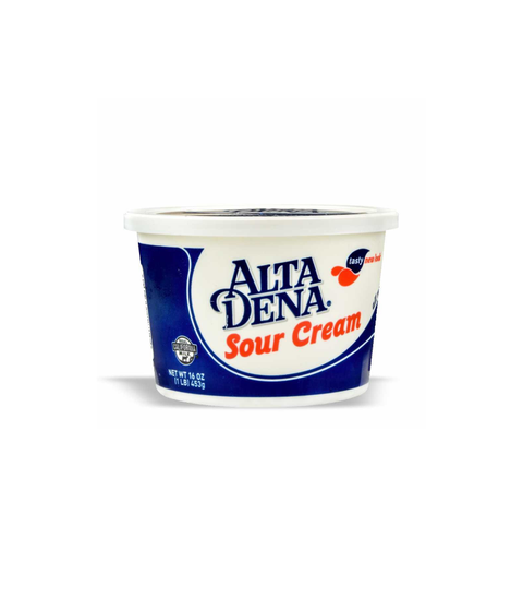 Alta Dena Dairy - Sour Cream - Pink Dot