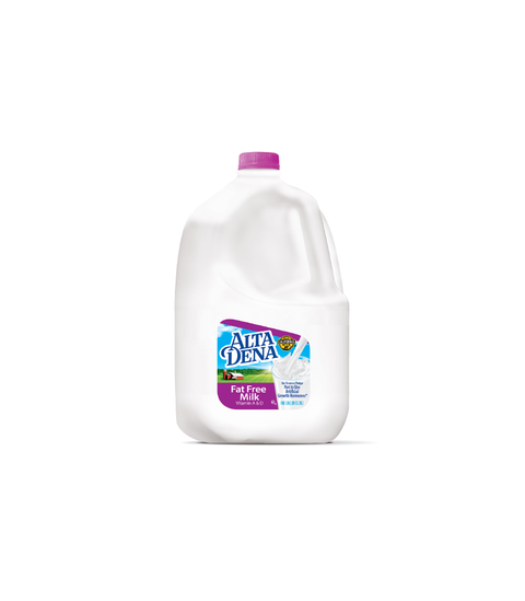Alta Dena Milk - Non Fat - Pink Dot