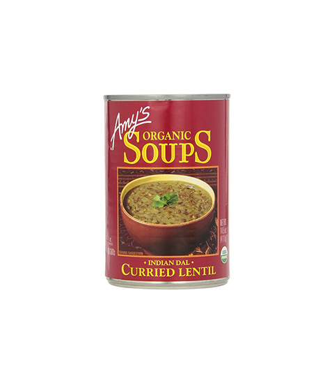 Amy's Organic Soup - Pink Dot