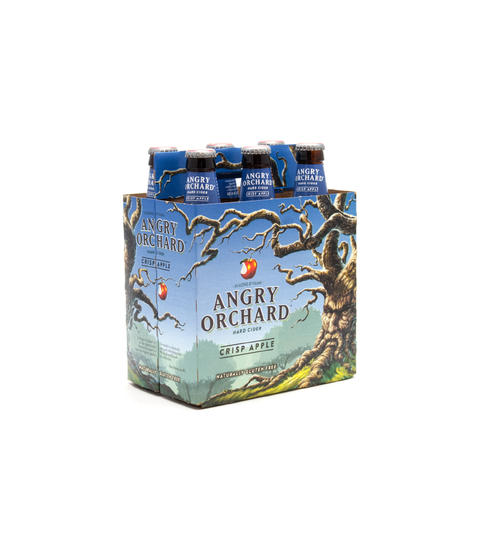 Angry Orchard Hard Apple Cider - Pink Dot