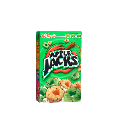 Apple Jacks - Pink Dot