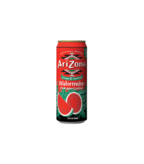 Arizona Iced Tea - Watermelon Flavor - Pink Dot