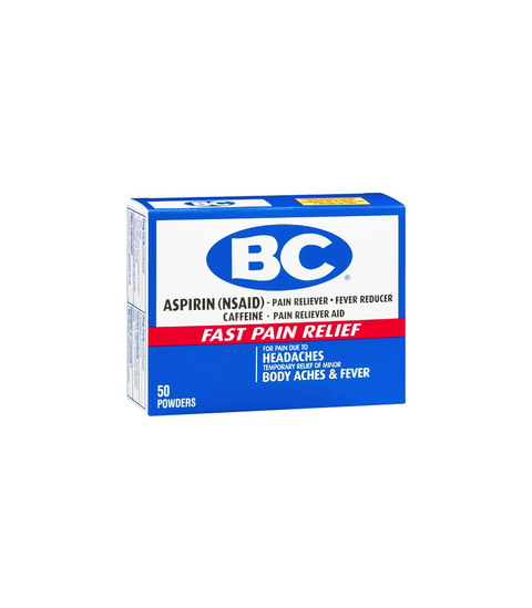 BC Fast Pain Relief Powder - Pink Dot