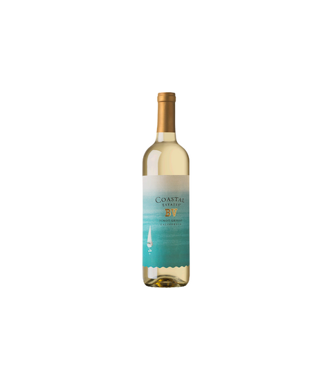 BV Coastal Estate Pinot Grigio - Pink Dot