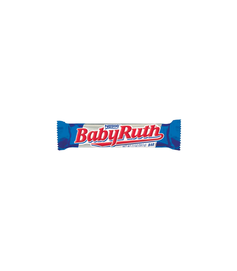 Baby Ruth Candy Bar - Pink Dot