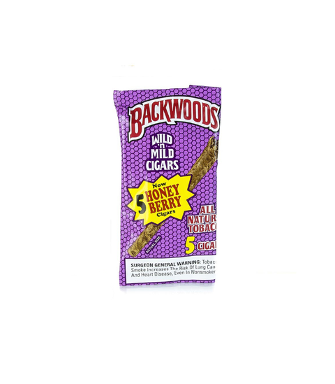 Backwoods Cigars - Honey Berry - Pink Dot