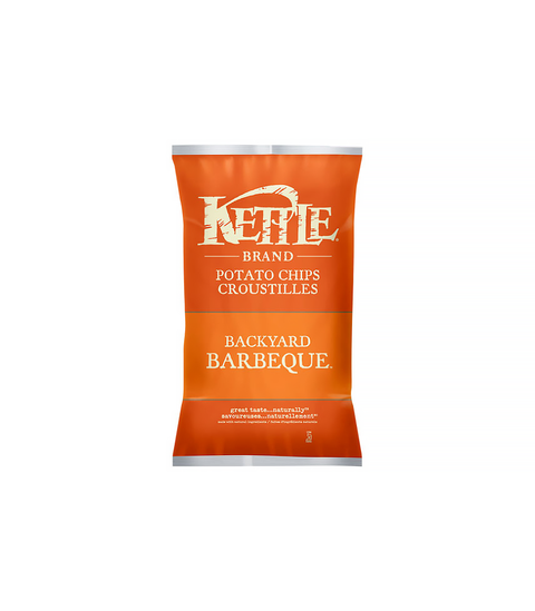 Kettle Potato Chips - Backyard Barbecue - Pink Dot