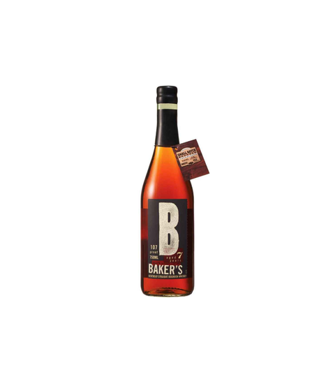 Baker's 7 Year Old Bourbon - Pink Dot