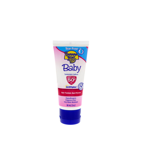 Banana Boat Baby Sunscreen - Pink Dot