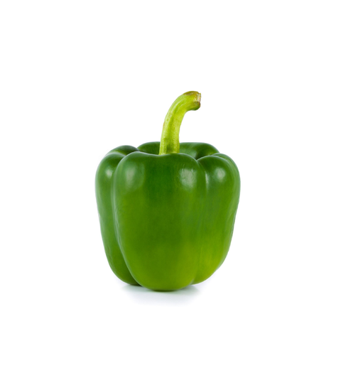 Bell Pepper - Pink Dot