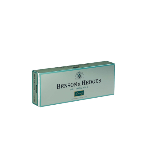 Benson & Hedges Carton - Pink Dot