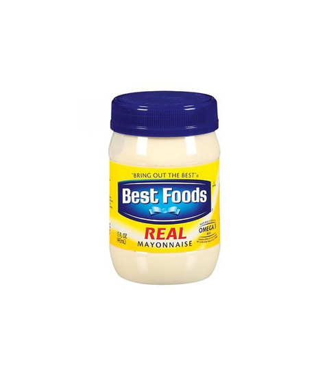 Best Foods Mayonnaise - Pink Dot