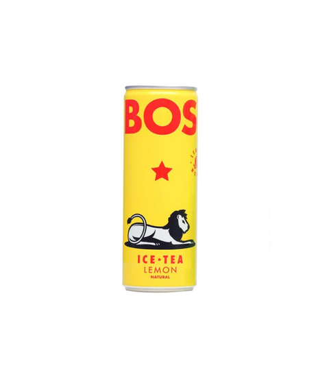 Bos Rooibos - Iced Tea - Pink Dot