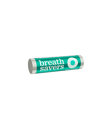 Breath Savers Mints - Pink Dot
