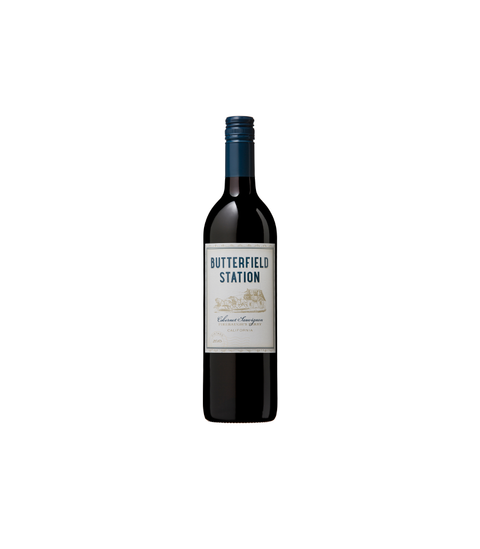 Butterfield Station Cabernet Sauvignon 2016 - Pink Dot
