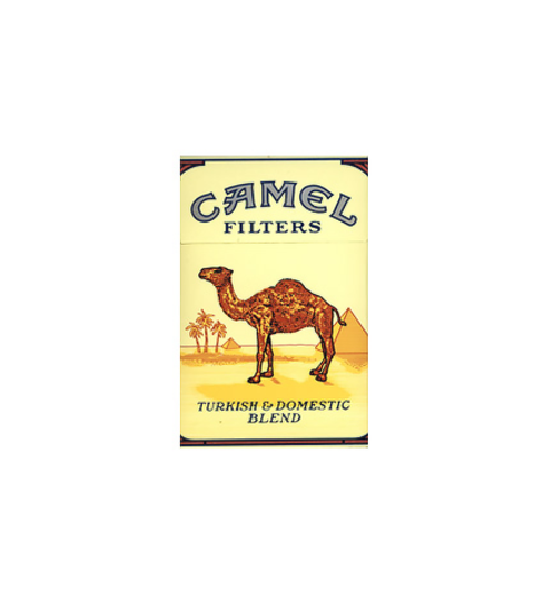 Camel Filters Cigarette - Pink Dot