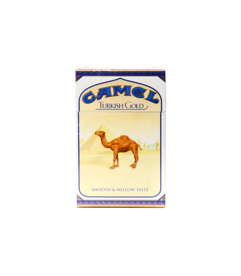 Camel Turkish Gold Cigarettes - Pink Dot