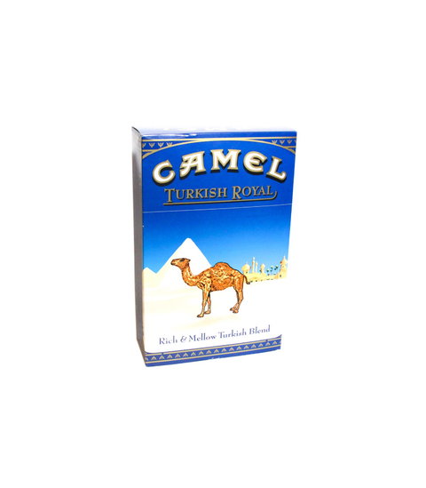 Camel Turkish Royal Cigarettes