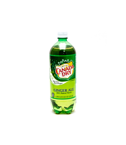 Canada Dry Ginger Ale - Pink Dot