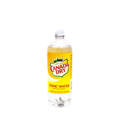 Canada Dry Tonic Water 1L - Pink Dot