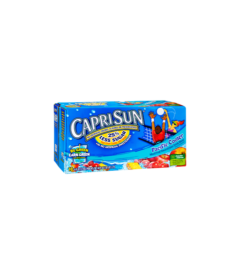 Capri Sun (single) - Pink Dot