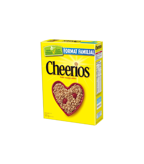 Cheerios - Pink Dot