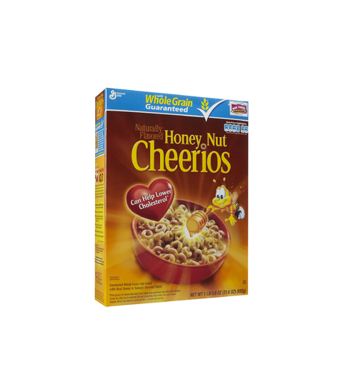 Cheerios Honey Nut - Pink Dot