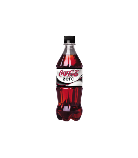 Cherry Coke Zero - Pink Dot