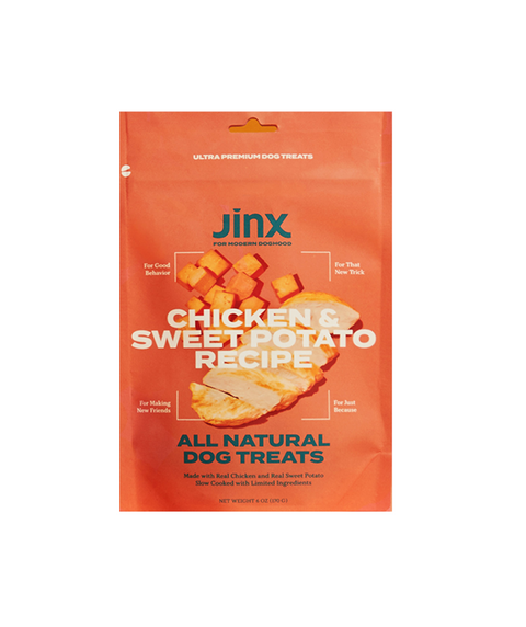 Jinx - Chicken & Sweet Potato Dog Treats